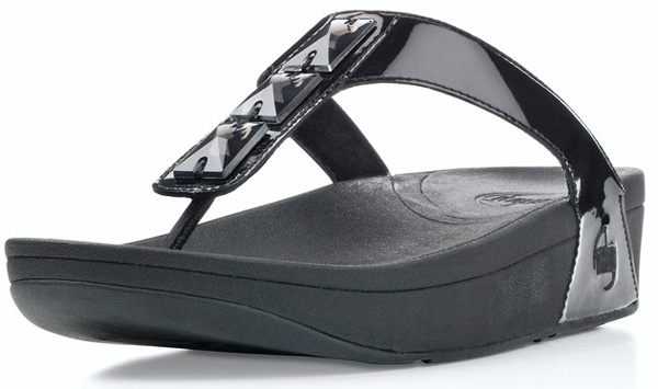 a2de9c484 FitFlop Pietra Sandals - Black