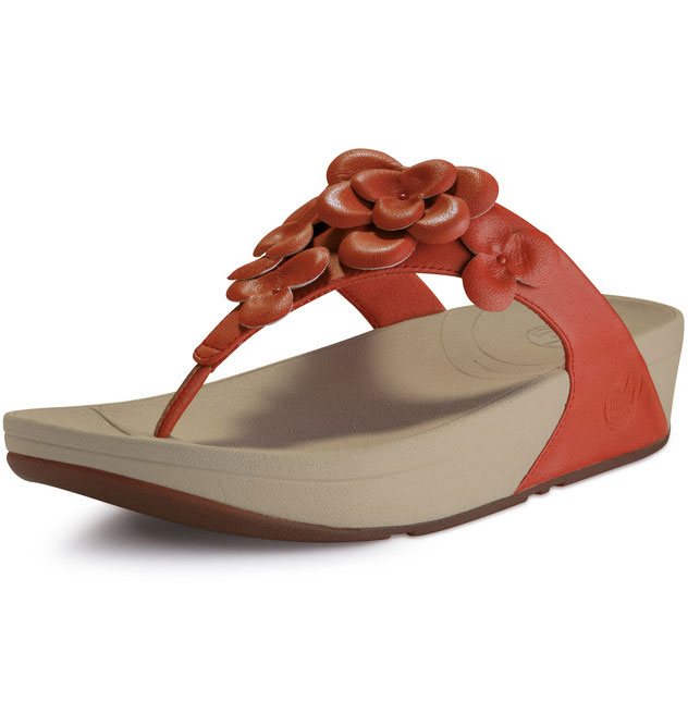 fitflop fleur mineral red ????