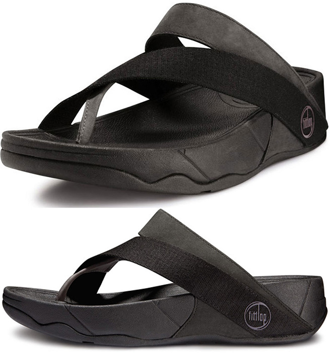 Fitflop Black Shoes