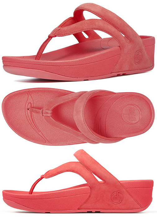 ba9f4c931 FitFlop Whirl Sandals Hibiscus - FitFlop Whirl - FitFlop Sandals