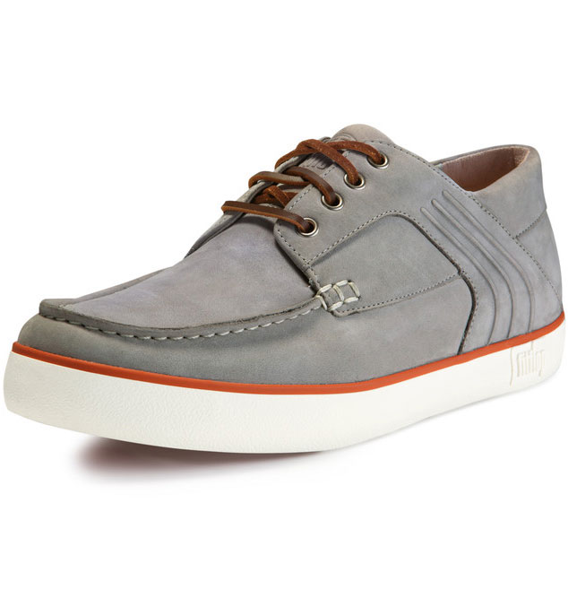 59db447ddd76 FitFlop - FitFlop Monty Shoe Dusky Grey - FitFlop Mens Shoes - FitFlop  Spring 2012 Mens Collection