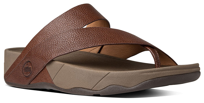 1f37e26ef08 Fitflop Mens Sling Leather Sandals