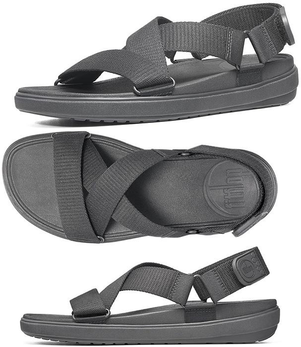 7dd6944d760b FitFlop Sling Sandals Black SOLD OUT