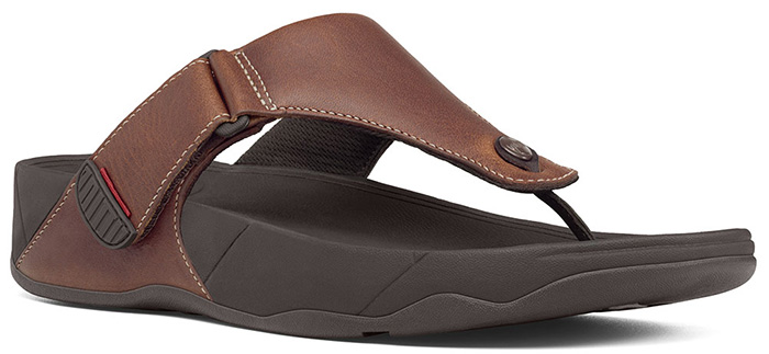a8f97e9103b FitFlop Men s Trakk II Sandals in Tan - Free Shipping and Gift with ...