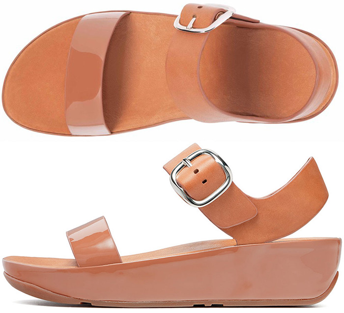 117fae25f FitFlop Bon Sandals in Camel