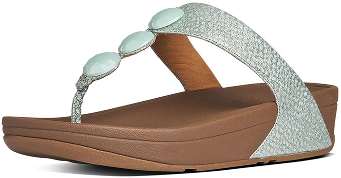 545627290a757 Lake Blue Fitflop Petra Sandals - Free Shipping