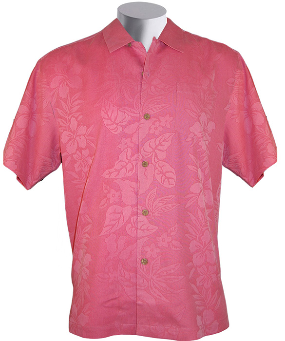 Gelato tommy bahama big tall palms over paradise camp for Where to buy tommy bahama shirts