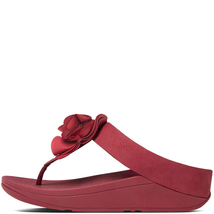 FitFlop Florrie Sandals - Classic Red