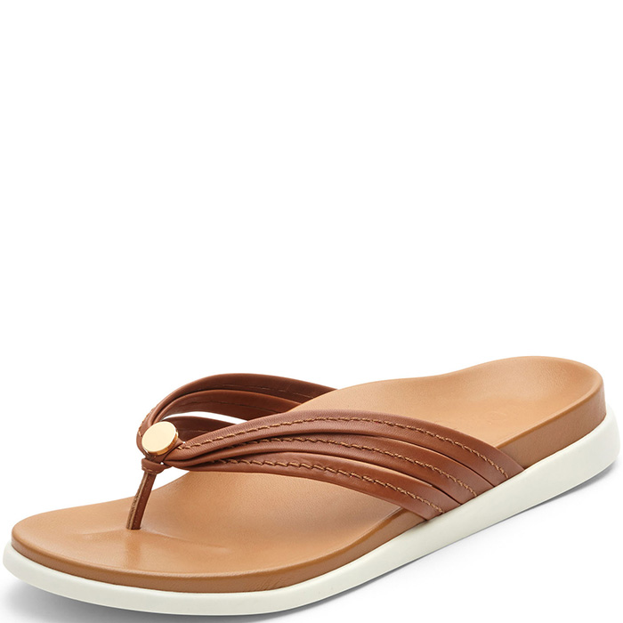 a89307885514 Vionic By Orthaheel Fashion Orthotic Shoes Catalina Flip Flops Sandals
