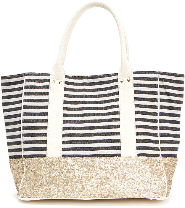 Deux Lux Luka Tote Ivory
