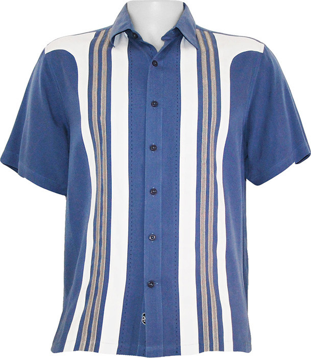 Men Short Sleeve Dress Shirt