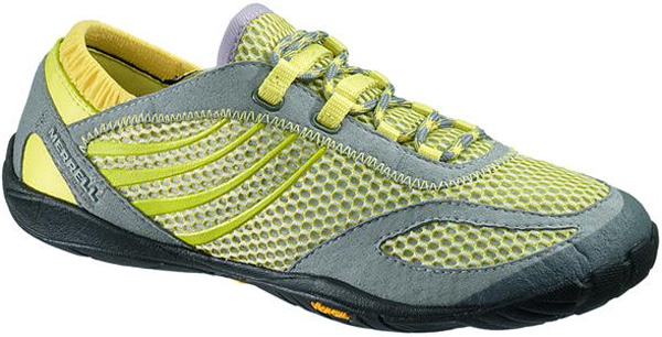 low priced 0fc43 8d79f Merrell Women's Barefoot Pace Glove Shoes - Acacia