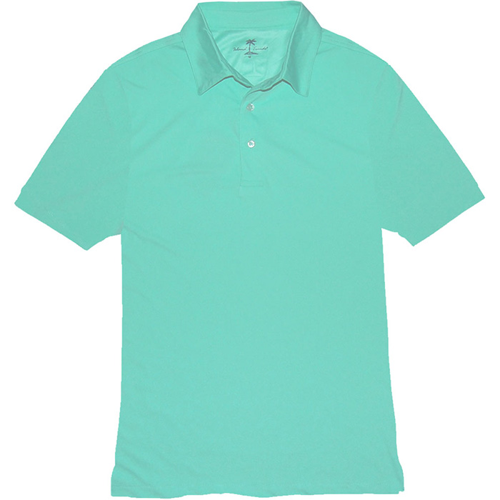 Island Trends Eagle Performance Polo Shirt in Bermuda - Island Trends 85c50d531