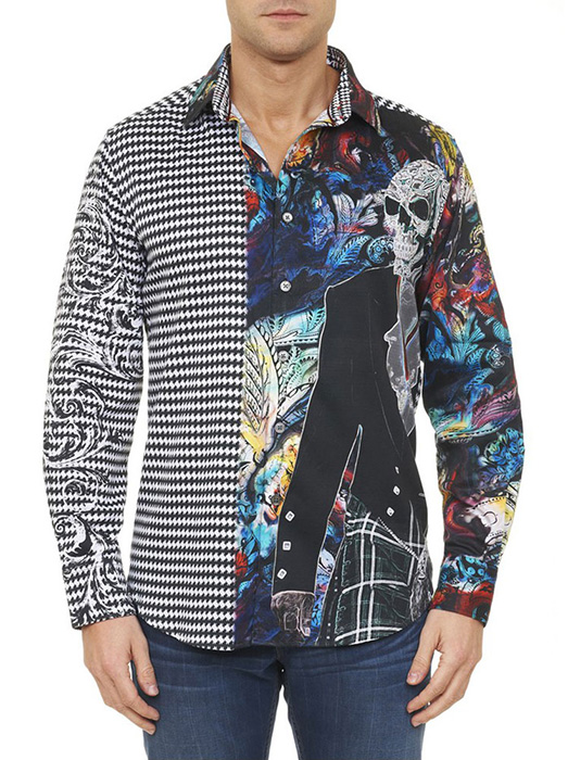 Robert Graham Sir Sean Sport Shirt