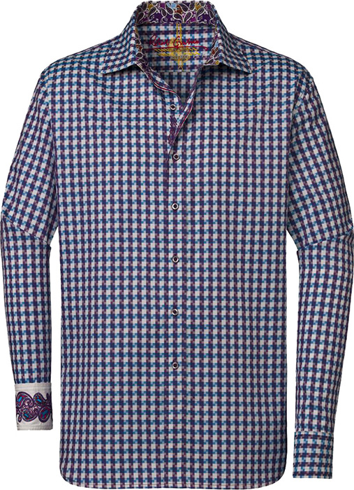 Robert Graham Shirts Men Robert Graham Mens Cannonball