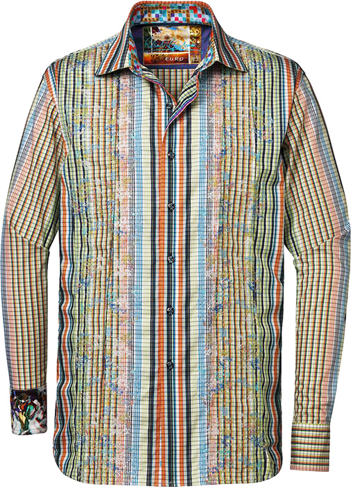 Robert Graham Shirts Men Robert Graham Mens Cheltenham