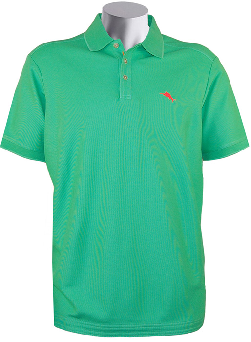 Dublin green tommy bahama the emfielder polo shirt free for Tommy bahama polo shirts on sale