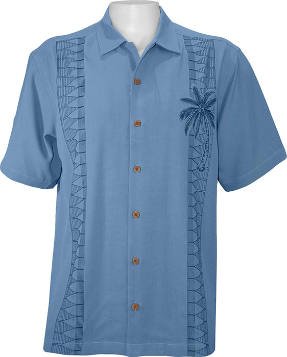 Tommy Bahama Palm Escape Camp Shirt Tommy Bahama Camp