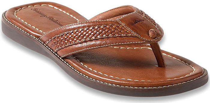 Tommy Bahama Anchors Away Sandals Brown