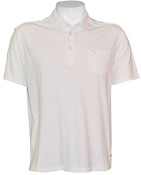 White tommy bahama cove polo shirt free shipping for Tommy bahama polo shirts on sale
