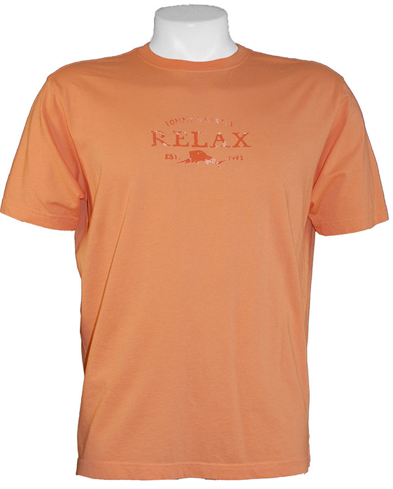 Apricot tommy bahama relax ringer t shirt free shipping for Custom tommy bahama shirts