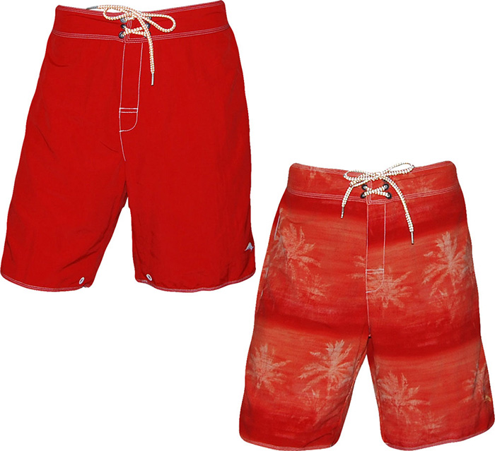 Tommy Bahama Mens Hermosa Haze Reversible Swim Trunks Certainly ...