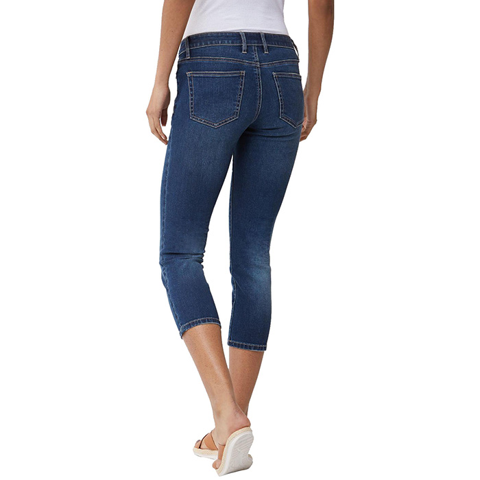 2bfd287b4 Tommy Bahama Womens | Tema Indigo Crop Pant | Island Trends