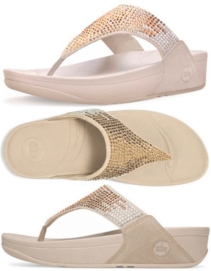 fitflop flare pebble sale