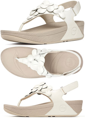 fitflop fleur sandal with backstrap