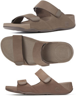 439fdf832f3 FitFlop™ Men s Gogh Sandals in Chocolate in Size 11