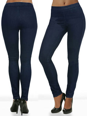 6dfe2731c493a Miraclebody Denim Pull On Jegging - Miraclebody Denim Jeggings -  Miraclebody Jeggings