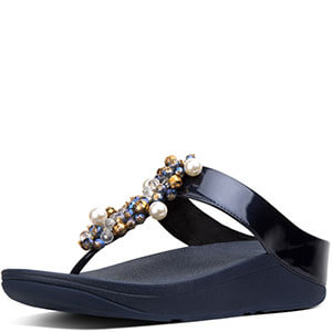 Fitflop Deco Sandals Midnight Navy