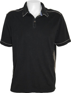 15839c24a Tommy Bahama Mens New Fray Day Polo Shirt Black - Tommy Bahama New Fray Day  Polo Shirt - Tommy Bahama Mens Polo Shirt