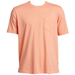 5d1197264e98 Tommy Bahama | New Bali Skyline T-Shirt in Passion Peach | Mens T-Shirts