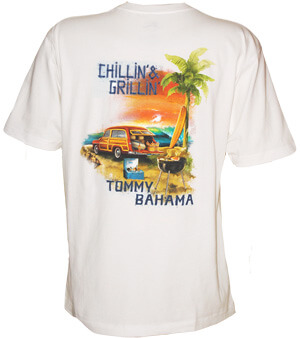b9d1e5d5 Tommy Bahama Off Shore Grilling T-Shirt - Tommy Bahama T-shirts - Tommy  Bahama Relax Fall 2010 Collection