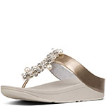 58add64efca69 FitFlop Deco Sandals - Silver