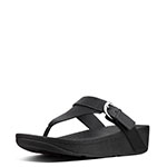 3474f21f1 FitFlop Edit Sandals - Black