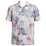 7a6975e5 Tommy Bahama Botanica Sketch Camp Shirt - Canyon Sky